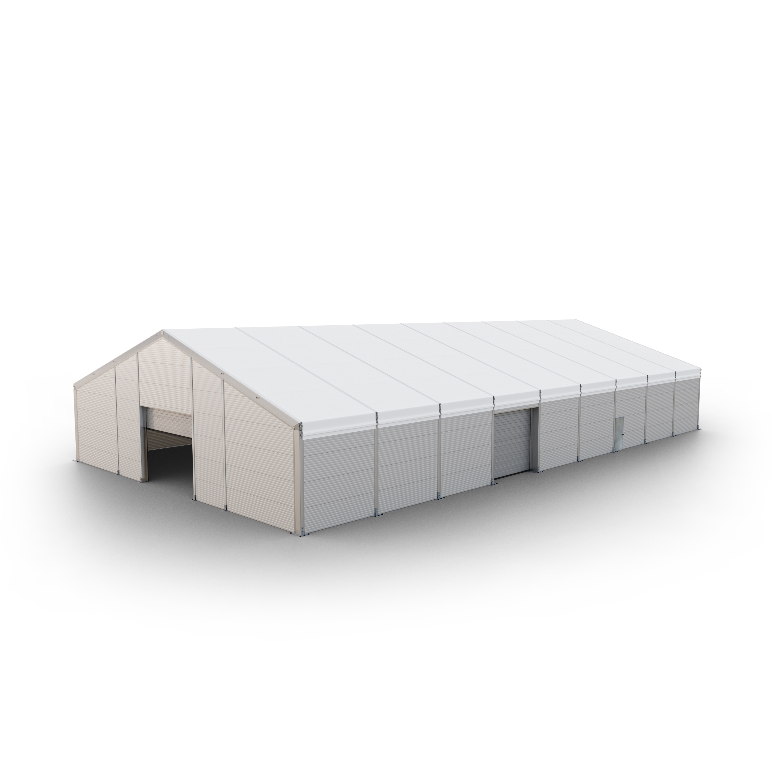 temporary buildings and warehouses: prices