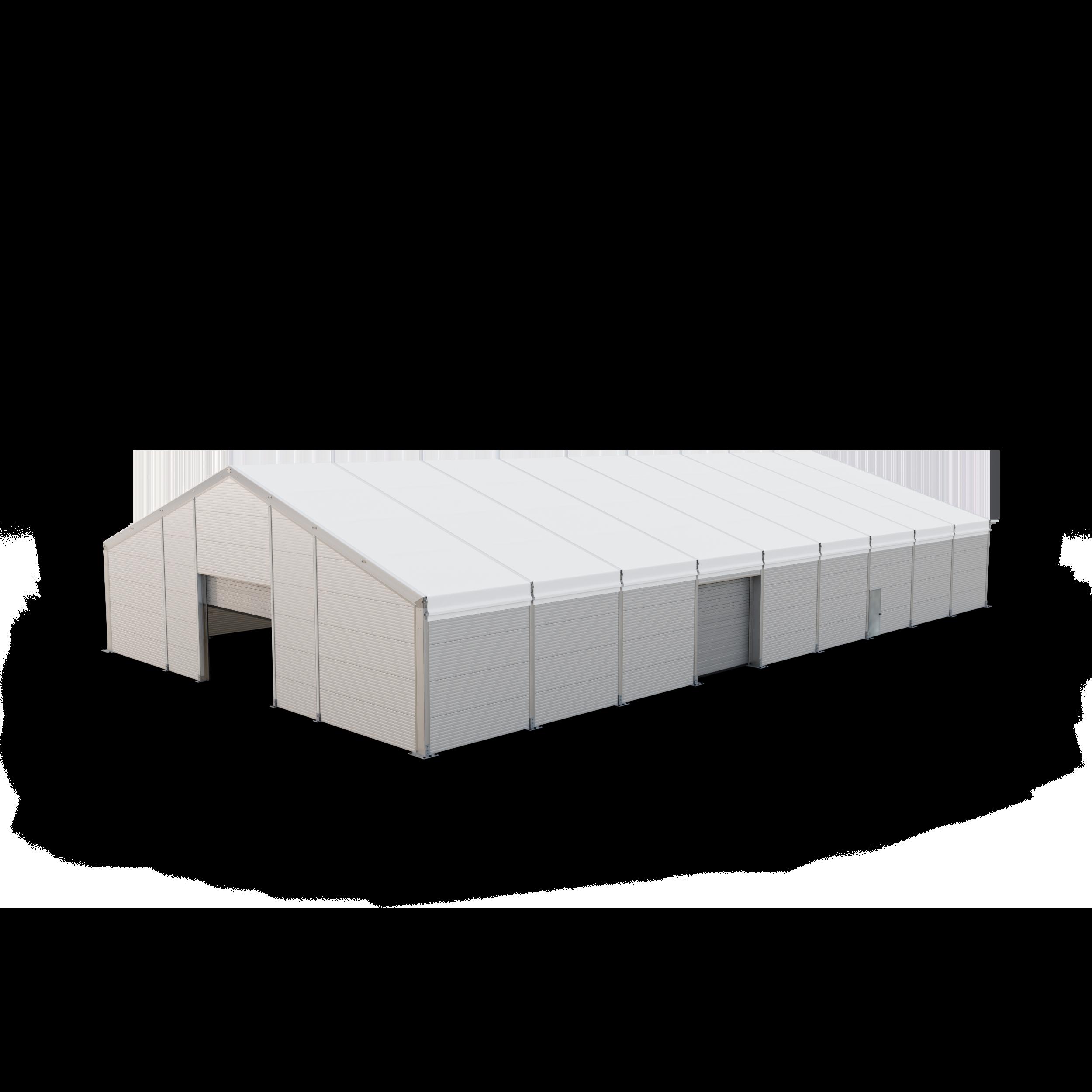 Batiment de stockage d 39 occasion toit et fa ades membrane for Prix au m2 d un batiment industriel
